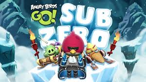 NEW! Angry Birds Go! -- More Sub Zero Levels: Gameplay Trailer ...