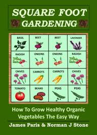 square foot gardening how to grow