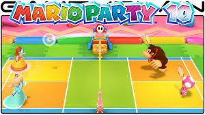 mario party 10 badminton bash bonus