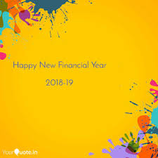 happy new financial year quotes writings by ca rahul d