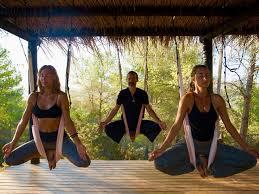 7 jours en se de yoga à ibiza