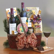 napa valley wine gift basket wine