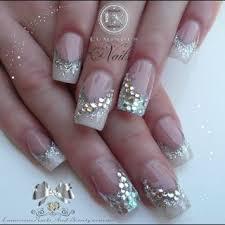 top 20 gorgeous wedding nail ideas you