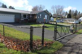 Strauss Fence Company New Concord Ohio Chain Link Gates