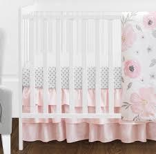 4 pc blush pink grey and white