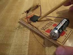 homemade mouse traps electric mouse trap