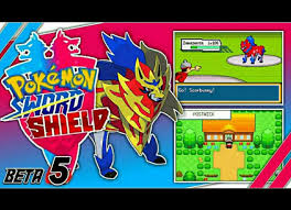 Pokemon Sword and Shield GBA ROM Hack 2020 with Galar Region, Dynamax,  Gigantamax and More!