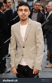 Adam Deacon Arriving Iron Man 3 Stock Photo (Edit Now) 136193642
