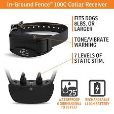 Sportdog Brand In Ground Rechargeable Fence Add A Dog Collar