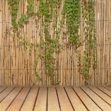 Backyard X Scapes 6 Ft H X 16 Ft L Natural Jumbo Reed Bamboo Fencing 20 Br6 The Home Depot Bamboo Fence Bamboo Garden Bamboo Privacy