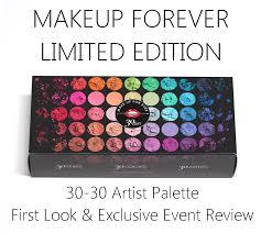 makeup forever artist 30 30 palette