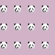 pandas wallpaper mural