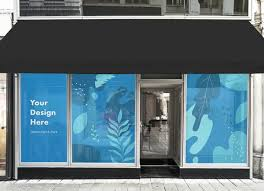 Perforated Window Decals Best Price Urban Sign And Print