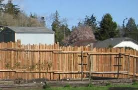 Grape Stakes Hand Split Cedar Fence Boards Cedar Fencing Western Cedar Fence Busters Tacoma Wa Cedar Fence Front Yard Fence Backyard Fences
