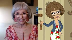 One Day at a Time': Rita Moreno Dishes on Animated Special (Exclusive) |  Entertainment Tonight