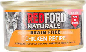 redford naturals grain free cuts in