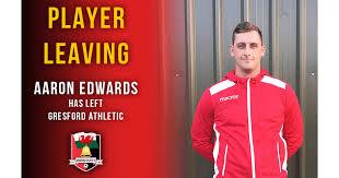 Aaron Edwards Leaves