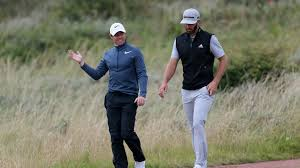 Rory McIlroy and Dustin Johnson set to return to course for ...