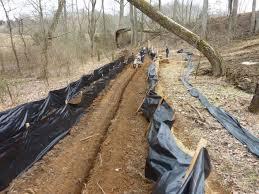 Erosion Control Measures Elk Mountain Construction