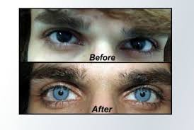 cast eye color permanent changing spell