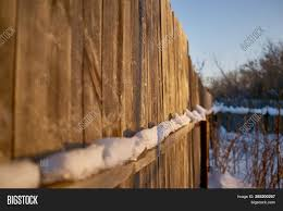 Garden Fence Sidewalk Image Photo Free Trial Bigstock