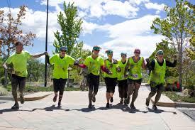 impact team building adventure races