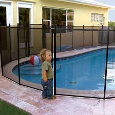 Waterwarden In Ground Safety Fence And Drilling Guide Doheny S Pool Supplies Fast Doheny S Pool Supplies Fast