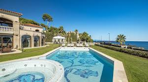 luxury french riviera villa al cap