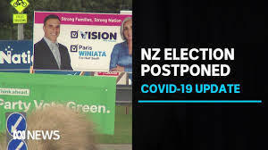 New Zealand moves election date as ...