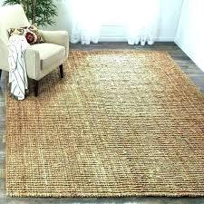 jute rugs area braidedl furniture