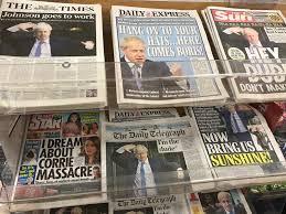 Boris Johnson becoming Prime Minister