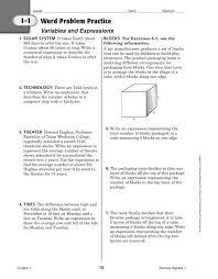 word problem practice mcgraw hill