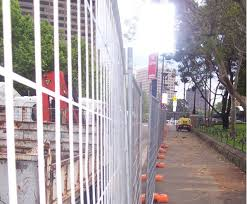 Temporary Fencing Hire The Plant Yard