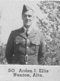 Arden Ivan Ellis - The Canadian Virtual War Memorial - Veterans Affairs  Canada