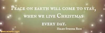 christmas quotes inspirational words of wisdom