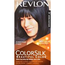revlon colorsilk hair color 12