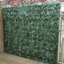 Artificial Ivy Fence Roll Garden Border Fence Landscapes Artificial Hedges Manufacture