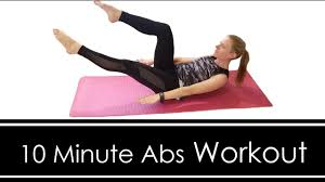 10 minute abs workout at home ab