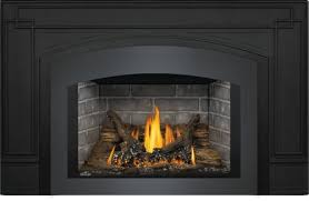 oakville 3 gas fireplace insert with