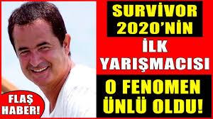 Survivor 2020 yeni sezon yarışmacıları kimler? Survivor ne zaman ...