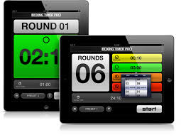 boxing timer pro for iphone ipod touch