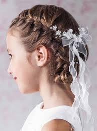 Top Pomysly Na Fryzury Na Komunie Dla Dziewczynek Kobietamag Pl
