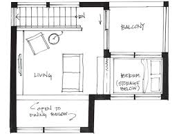 living in 500 square foot small house
