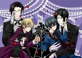 hd wallpaper black butler wallpaper