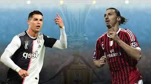 Ювентус – Милан где смотреть онлайн трансляцию Кубка Италии - Скай Спорт