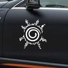 Hatake Kakashi Naruto Car Sticker Auto Decals Window Sticker Motorcycle Sticker Shopee Malaysia