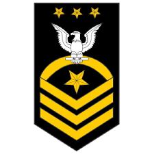 Navy Rank E 9 Master Chief Petty Officer Of The Navy Sticker