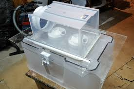 spray booth diy custom booth for