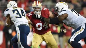 Justin Smith: I expect 80 to 90 percent roster turnaround for 49ers over  next two years | KNBR-AF