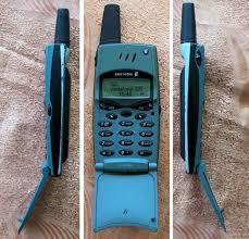 Vintage Ericsson GF 337 Year 1995 Flip ...